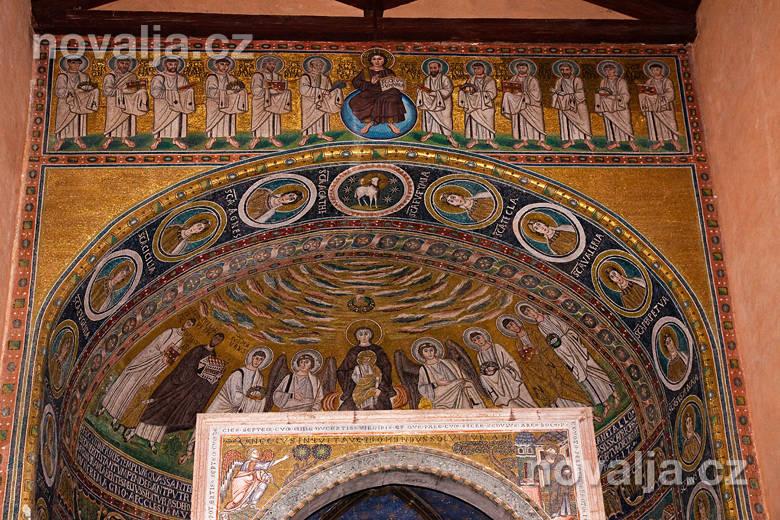 Poreč -Eufraziova bazilika, pamiatka UNESCO
