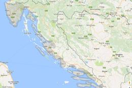 Cesta Do Chorvatska Autom 2020 Novalja
